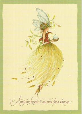 Fairy - Autumn